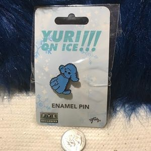 Yuri on Ice Pin